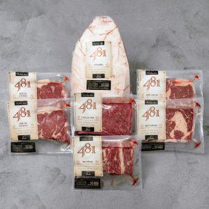 Kit de Carnes Churrasco para a Família