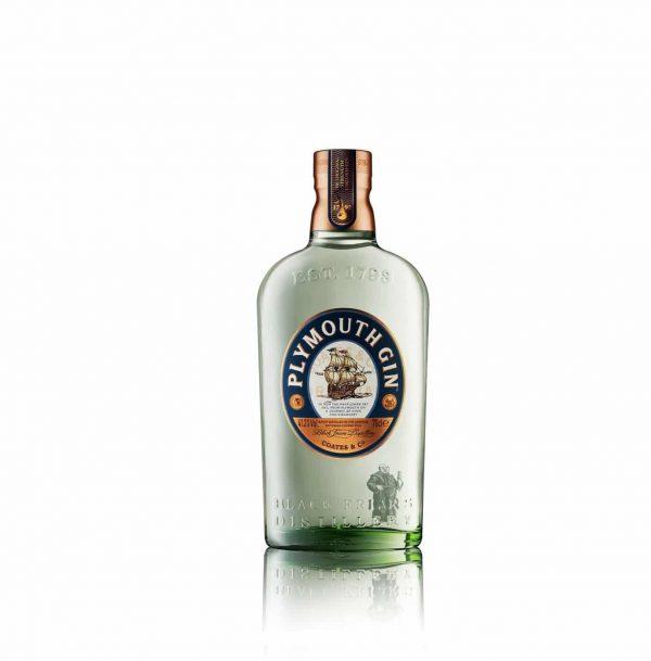 Criado em 1793, o Plymouth segue, até hoje, a receita original feita na mesma destilaria, na costa da Inglaterra. É produzido com casca de laranja, raiz de angélica, raiz de lírio-florentino e cardamomo. Tem 41,2% de teor alcoólico.