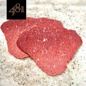 paillard de carne coxão mole
