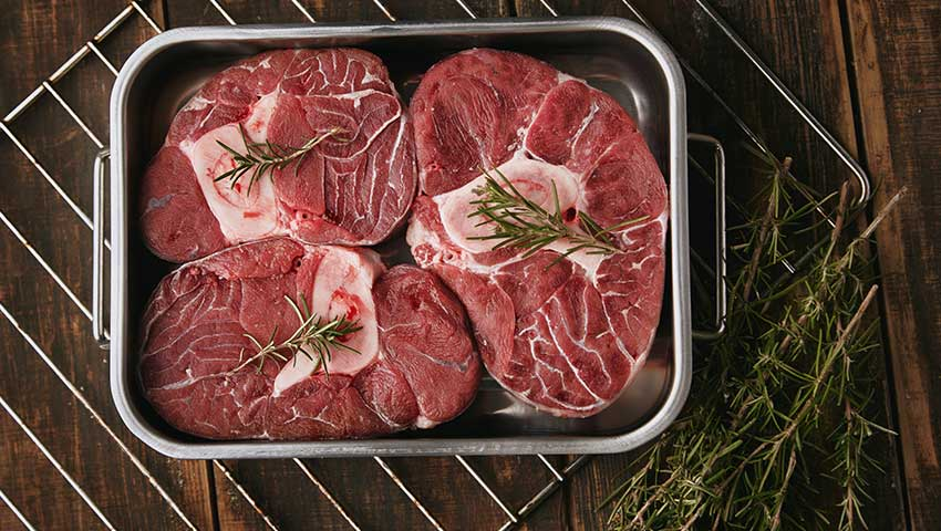 tipos de carnes para assar